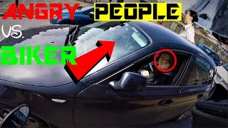 👿Angry People vs. Biker COMPILATION Vol.21 | 2016