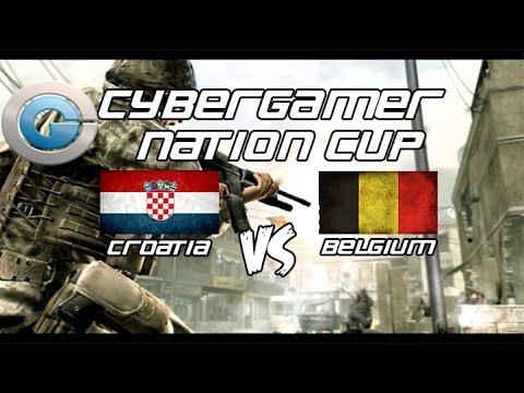 [promod] Belgium vs Croatia Cybergamer Nations Cup (mp_crossfire, Bo3) (2/2)