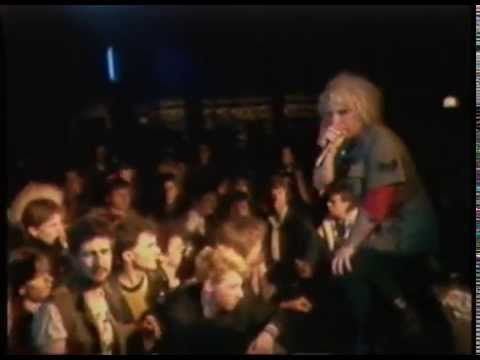 Gun Club - Fire Of Love - (Live At The Hacienda, Manchester, UK, 1983)