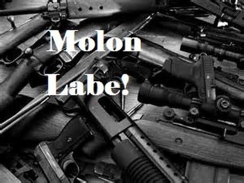 Molon Labe MoFo's