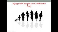 Mental Health Issues in the Elderly