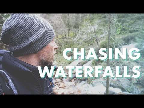 Landscape Photography - Chasing Waterfalls in Ennerdale