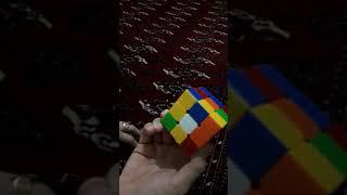Кубик собран за 10 секунд