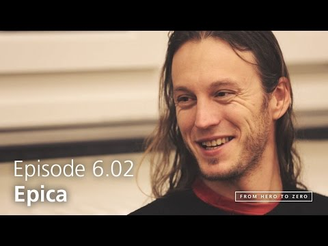 📽 6.02: Mark Jansen (Epica) on clever marketing, tech and  opportunities [#fhtz]