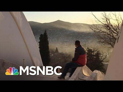 Macedonian Teen Earns Big Bucks From Fake News | MSNBC