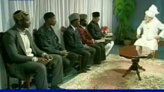 English Mulaqaat (Meeting) on March 30, 1997 with Hazrat Mirza Tahir Ahmad (rh)