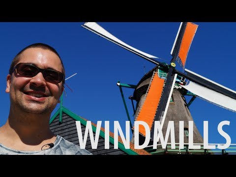 Amsterdam Windmills, Cheese & Clogs- Experience Waterland
