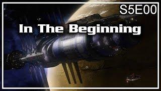 Babylon 5 Ruminations S5E00: In The Beginning