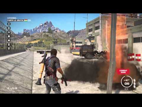 Just Cause 3 E3 2015 Gameplay Trailer 1080p