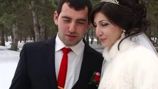 Шикарная Армянская свадьба в Белореченске. Александр и Анюта