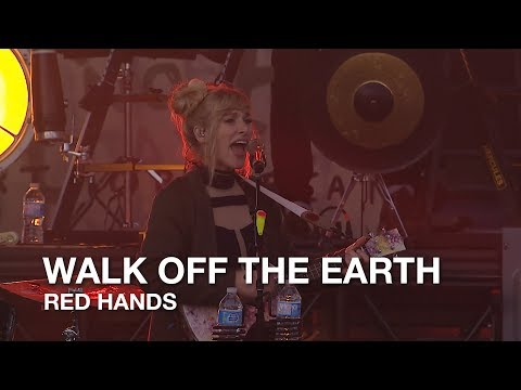 Walk Off The Earth | Red Hands | CBC Music Festival