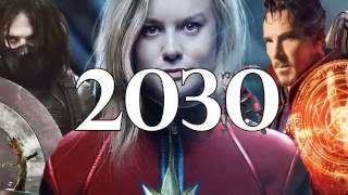 The FUTURE AVENGERS Line-up? (MCU Phase 4+)