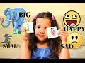 Common Opposite Words For Kids With  Colorful Pictures Cards|Opposite Song|Opposite  Puzzle|Antonyms