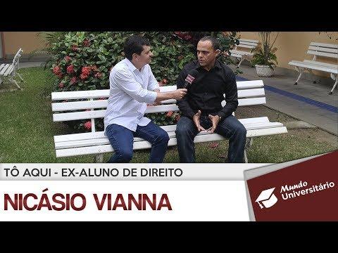 Tô Aqui: Nicásio Viana fala sobre mestrado nos EUA
