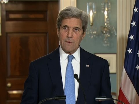 Kerry Vows 'Robust' Defense Against North Korea