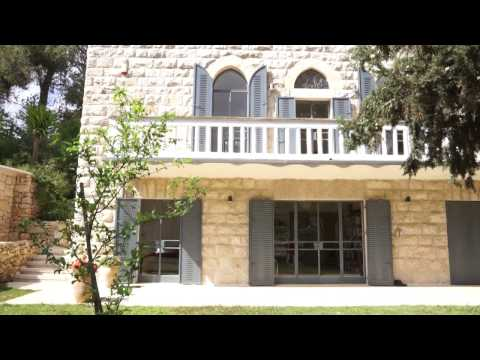 An Historic Luxury Home In Jerusalem
