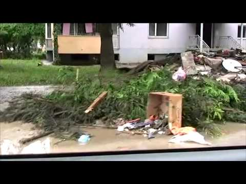 Flood disaster in BiH (May 2014) / Flutkatastrophe in Bosnien im Mai 2014