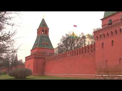 Рита Глущенко  Башни  Кремля