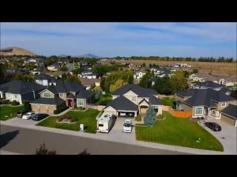 Richland WA Via Drone