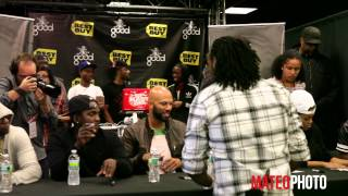 "G.O.O.D. Music ""Cruel Summer"" Album Release signing at Best Buy"