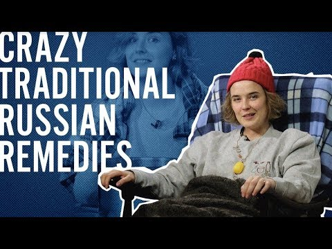 Folk medicine: 6 Russian ways to cure yourself at home