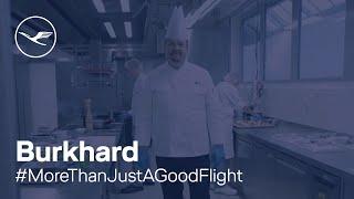 Burkhard, der Küchenmeister | Lufthansa