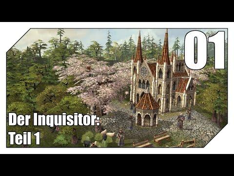 §1 - Die Siedler 5 - Spielerkarten - Der Name der Rose oder der Inquisitor - Alcrib Lets Play