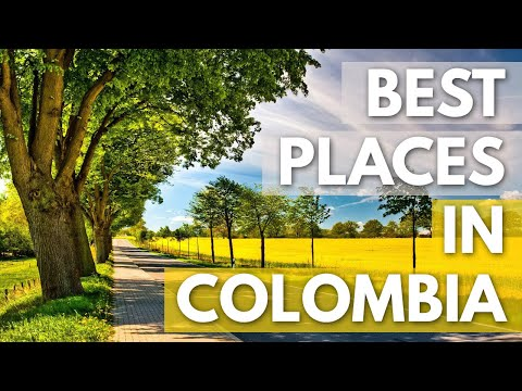 10 Best Travel Destinations in Colombia