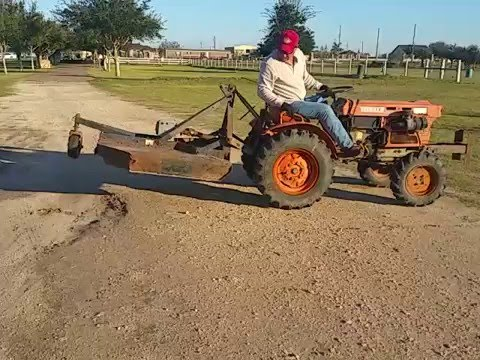 Kubota B7100 Coming Up For Sale By Mcallen Tx With 4
