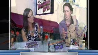 Becky Caraco Designs on Lets Talk Mariposa