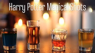 Harry Potter Magical Shots [BA Recipes]