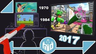 La EVOLUCIÓN de los SHOOTER de Nintendo | NDeluxe