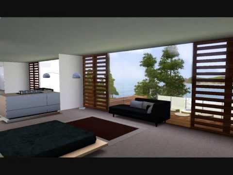 Sims 3 Wohnzimmer Modern - mystical.brandforesight.co