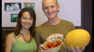 What We Eat In A Typical Day On A Low Fat Raw Vegan Diet
