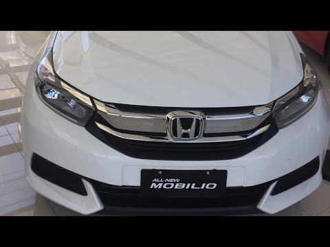 DETAILED! 2018 HONDA MOBILIO 1.5 V CVT ( Philippines ) Taffeta White