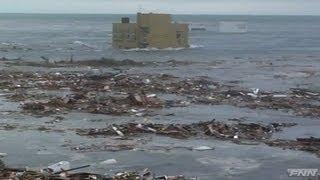 新地町に押し寄せる津波 【視聴者提供映像】 Mp3