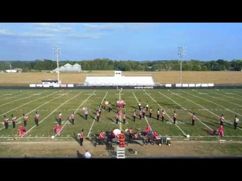 Liberty Union Band - Logan Elm Marching Band Classic 2016