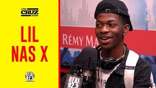 Lil Nas X Talks Country Trap, Dave East, Stagecoach, Country Drip & What's Next