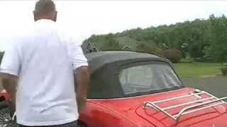 65 Austin Healey Mark III 3000