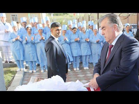 Таджикистан чист от коронавируса. COVID-19 в СНГ