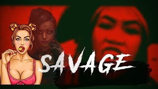 L-Shabang_Savage (Official Video) feat  Toxic & Tailormade Prod. by Tailormade
