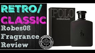 Polo Double Black by Ralph Lauren Fragrance Review (2006) | Retro Series