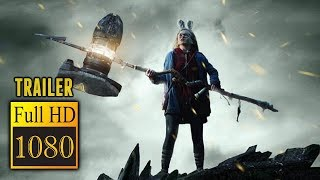 ???? I KILL GIANTS (2017) | Full Movie Trailer in Full HD | 1080p