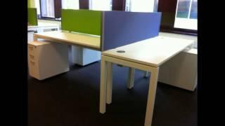 Bench Desking Office Furniture Installation In London