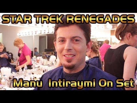 Manu Intiraymi - Star Trek Renegades