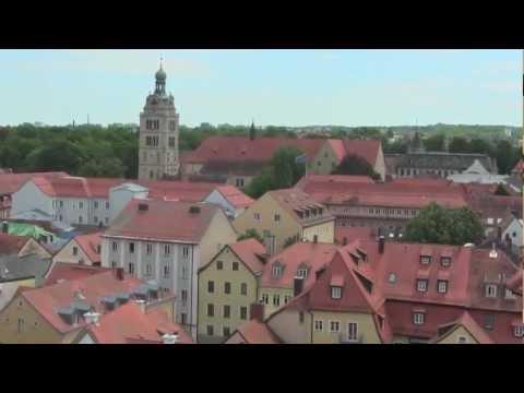 VIAGGIO IN GERMANIA 2012-5  Ratisbona - Regensburg