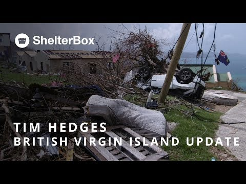 British Virgin Islands Update | ShelterBox