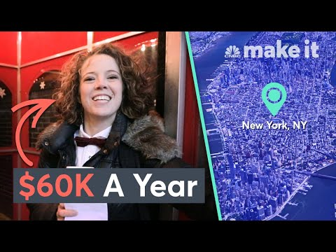 Living On $60K A Year In NYC — Millennial Money