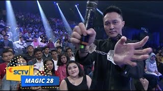 Download Video Aksi Demian Aditya Buat Satu Panggung Deg-Degan | Magic 28 MP3 3GP MP4