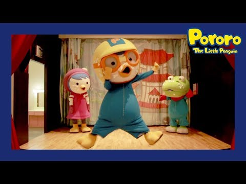 The Museum Is Alive Ep.1 | Pororo in real life | Pororo Playday